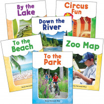 SEP107165 - See Me Read Fun Places 6 Book Set in Reading Skills
