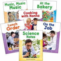 SEP107166 - See Me Read Great Job 6 Book Set in Reading Skills