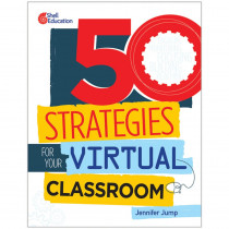 50 Strategies for Your Virtual Classroom - SEP126453 | Shell Education | Classroom Management