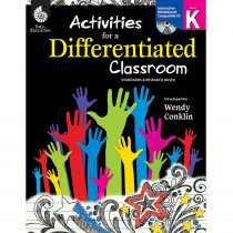 SEP50732 - Activities For Gr K Differentiated Classroom in Differentiated Learning