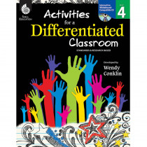SEP50736 - Activities For Gr 4 Differentiated Classroom in Differentiated Learning