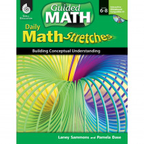 SEP50787 - Daily Math Stretches Gr 6-8 in Activity Books