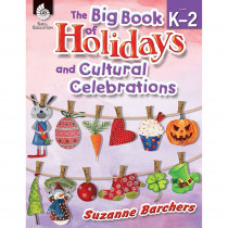 SEP51046 - The Big Book Of Holidays And Cultural Celebrations Gr K-2 in Cultural Awareness