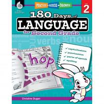 SEP51167 - 180 Days Of Language Gr 2 in Language Skills
