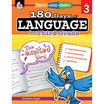 SEP51168 - 180 Days Of Language Gr 3 in Language Skills
