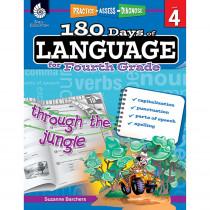 SEP51169 - 180 Days Of Language Gr 4 in Language Skills