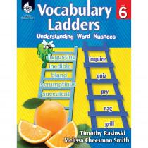 SEP51305 - Vocabulary Ladders Gr 6 in Vocabulary Skills