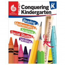 Conquering Kindergarten - SEP51619 | Shell Education | Classroom Activities