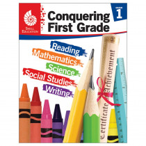 Conquering First Grade - SEP51620 | Shell Education | Classroom Activities