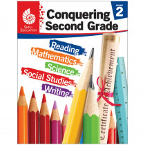Conquering Second Grade - SEP51621 | Shell Education | Classroom Activities