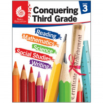 Conquering Third Grade - SEP51622 | Shell Education | Classroom Activities