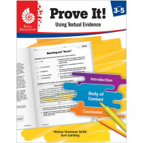 SEP51700 - Prove It Using Textual Lev 3-5 Evidence in Activities