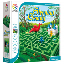 SG-025 - Sleeping Beauty Deluxe Puzzle Game Preschool in Puzzles