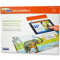SLM1001 - Link4fun Wild Animals Book in Language Arts