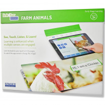SLM1002 - Link4fun Farm Animals Book in Language Arts
