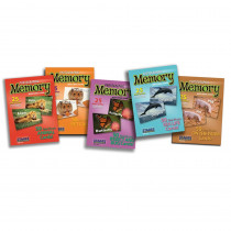 SLM977 - Animal Memory Game Set Of 5 in Games
