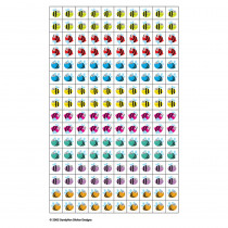 SLSTEPCSE26 - Chart Stickers Multi-Color Bees in Stickers