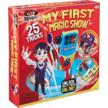 SLT0C486 - My First Magic Kit Ideal in Toys