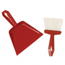 SMAE85655 - Dust Pan & Whisk Broom Set in Janitorial