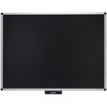 SMD02563 - Justick Framed Bulletin Board 48X36 Overlay Framed in Bulletin Board Ideas