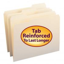 SMD10334 - Smead 100Bx Letter Size File Folders Manila in Folders