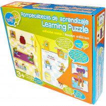 SMP34211 - At Home Bilingual Learning Puzzle in Games