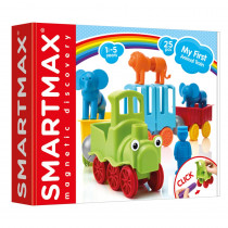 SMX410 - My First Smartmax Animal Train in Toys
