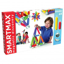 SMX501 - Smartmax 42 Piece Set in Blocks & Construction Play