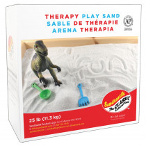 SNDTHERAPY25 - Sandtastik Therapy Play Sand 25Lb in Sand & Water
