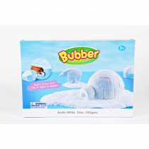 SS-140015 - Bubber 15 Oz Big Box White in Sand