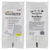 STK02050 - Stikki Wax Dots 50 Per Bag in Wax