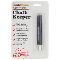 STK33011 - Deluxe Chalk Keeper Chalk Holder in Chalkboard Accessories