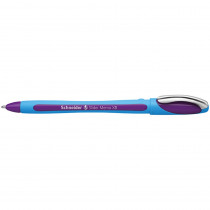 STW150208 - Slider Memo Xb Ball Pens Purple 10 Schneider in Pens