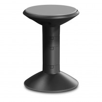 Wiggle Stool, Black - STX00300U01C | Storex Industries | Chairs