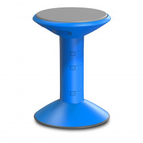 Wiggle Stool, Blue - STX00301U01C | Storex Industries | Chairs