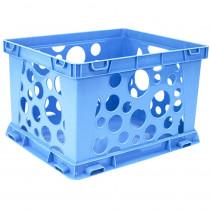 STX61490U24C - Mini Crate School Blue in Storage