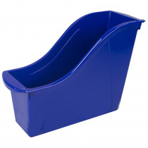 STX71108U06C - Small Book Bin Blue in Storage Containers