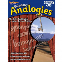 SV-33919 - Unlocking Analogies Gr 4-5 in Books
