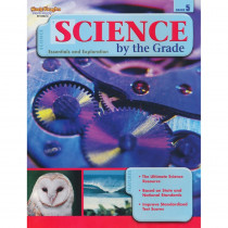SV-34336 - Science By The Grade Gr 5 in Activity Books & Kits