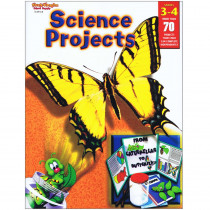 SV-69108 - Science Projects Grs 3-4 in Science Fair