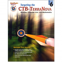 SV-97543 - Test Success Targeting The Ctb/ Terranova Gr 6 in Cross-curriculum