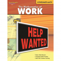 SV-9780547625607 - The Mathematics Of Work Gr 6 & Up in Money