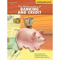 SV-9780547625614 - The Mathematics Of Banking And Credit Gr 6 & Up in Money
