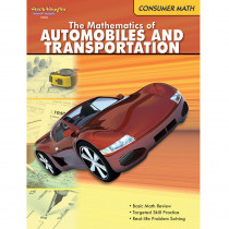 SV-9780547625621 - The Mathematics Of Automobiles And Transportation Gr 6 & Up in Money