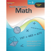 SV-9780547878218 - Core Standards For Math Gr 3 in Activity Books