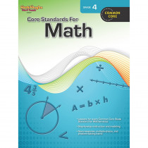 SV-9780547878225 - Core Standards For Math Gr 4 in Activity Books