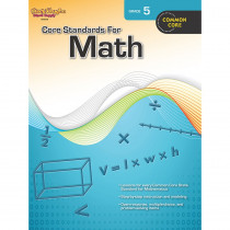 SV-9780547878249 - Core Standards For Math Gr 5 in Activity Books