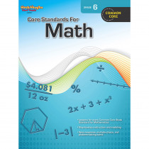 SV-9780547878256 - Core Standards For Math Gr 6 in Activity Books