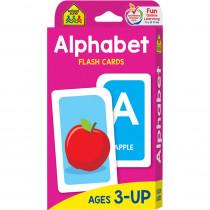 SZP04001 - Alphabet Flash Cards in Letter Recognition