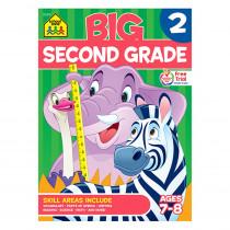 SZP06318 - Big Second Grade Workbook in Skill Builders